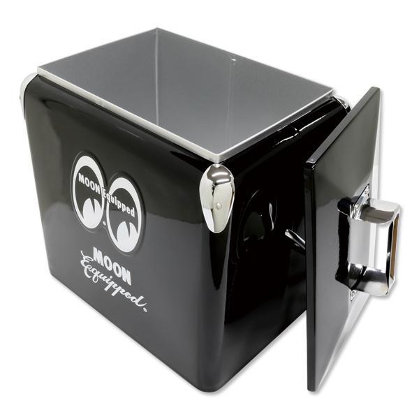 【MOON EYES】MOON Equipped MOONEYES Cooler Box 復古行動冰桶  Webike摩托百貨