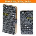 【MOON EYES】MOON Equipped iPhone7 Plus & iPhone6/6 5.5吋專用手機皮套 黑色| Webike摩托百貨