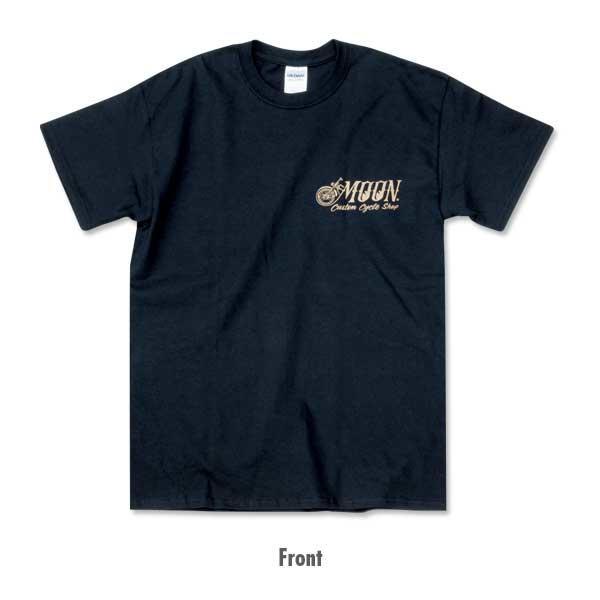 【MOON EYES】MOONEYES SHOP Exotic Iron T-Shirt 週期SHOP限定短袖 T桖  Webike摩托百貨