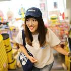 【MOON EYES】MOONEYES Denim Cap LOGO 電繡 復古老帽  Webike摩托百貨