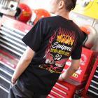 【MOON EYES】MOONEYES HOT ROD & KUSTOM SUPPLY T-Shirts美式風格  Webike摩托百貨
