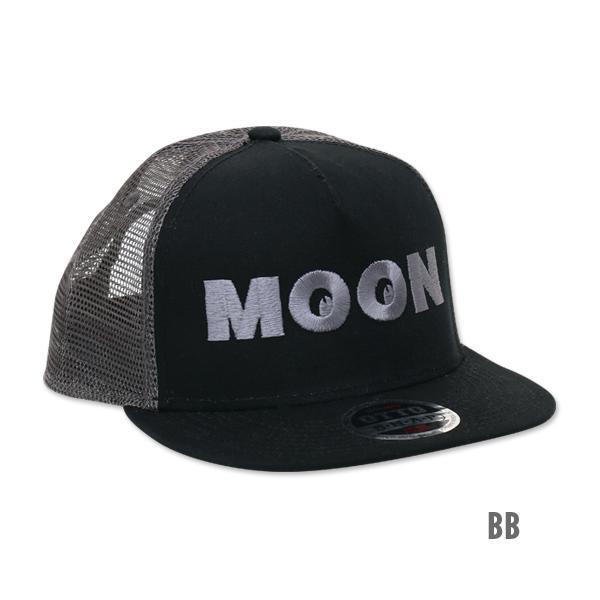 【MOON EYES】MOONEYES LOGO 刺繡 遮陽帽  Webike摩托百貨