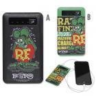 【MOON EYES】Rat Fink Power Charger 老鼠芬克 行動電源| Webike摩托百貨