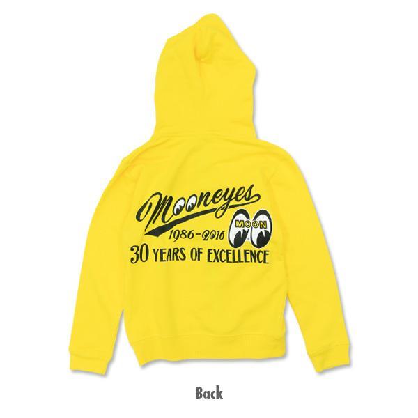 【MOON EYES】30週年MOONEYES 孩童款連帽外套| Webike摩托百貨