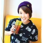 【MOON EYES】RAT FINK RF老鼠芬克印花圖案滿版T恤 粉紅色  Webike摩托百貨