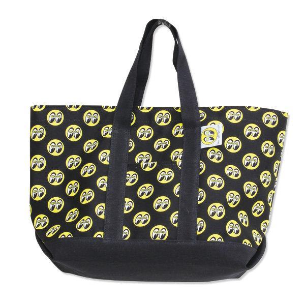 【MOON EYES】mooneyes Eyeball Pattern Item滿版經典logo手拿包| Webike摩托百貨