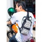 【MOON EYES】MOONEYES斜肩背包| Webike摩托百貨