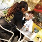 【MOON EYES】MOONEYES連帽外套SM582 MOON CAFE系列 黃色| Webike摩托百貨