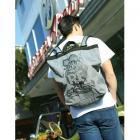 【MOON EYES】RAT FINK RF 側背包| Webike摩托百貨