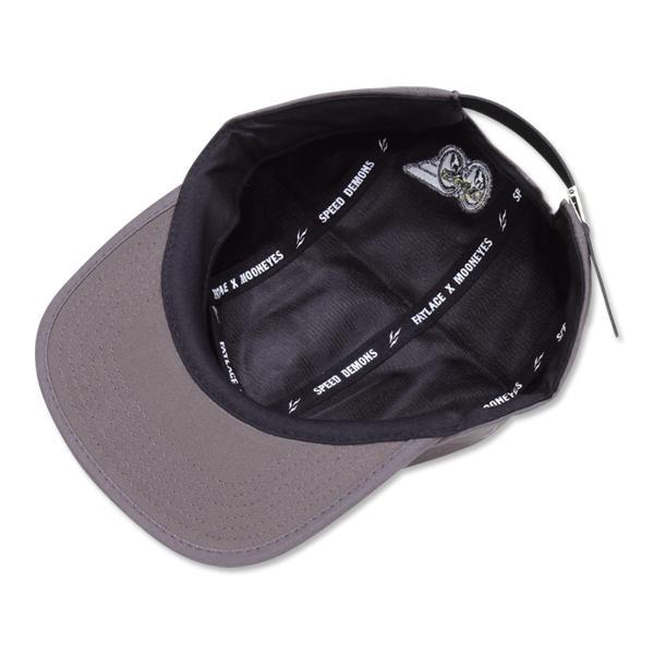【MOON EYES】MOONEYES X Fatlace 聯名 FTLC五分割帽子HellaFlush JDM USDM| Webike摩托百貨