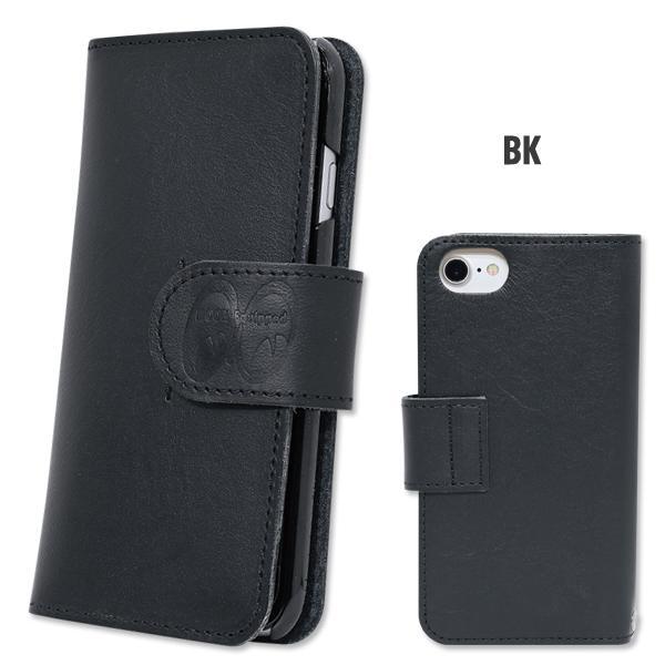 【MOON EYES】MOON Equipped iPhone7 & iPhone6/6s 可通用手機皮革皮套| Webike摩托百貨