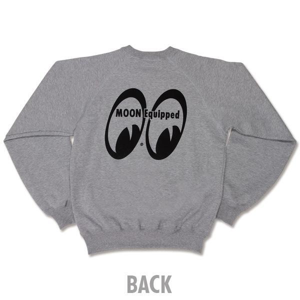 【MOON EYES】MOONEYES Classic Vintage Sweatshirt 大學T| Webike摩托百貨