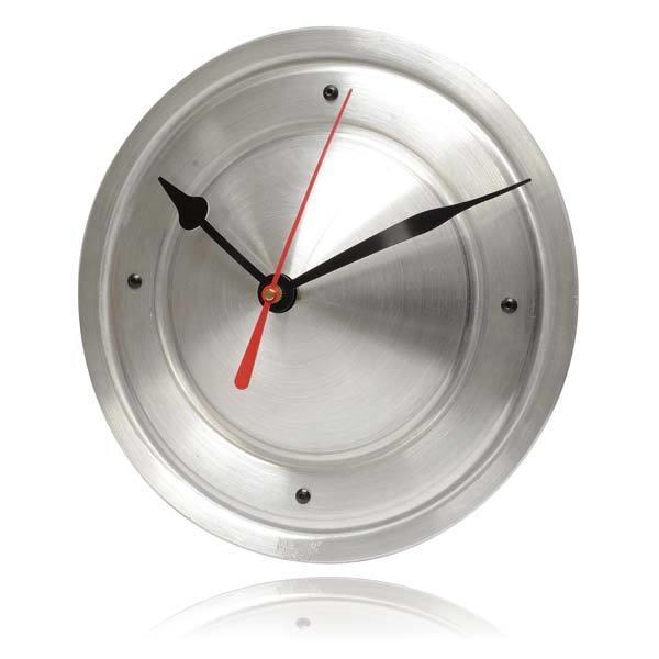 "【MOON EYES】MOON Original 7"" Wall Clock MOONEYES 月亮光盤 掛鐘| Webike摩托百貨"