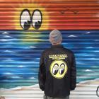 【MOON EYES】MOONEYES 賽車部門風衣外套| Webike摩托百貨