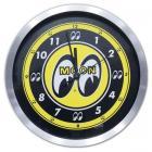 【MOON EYES】MOONEYES Almi Wall Clock 經典LOGO牆壁掛鐘| Webike摩托百貨