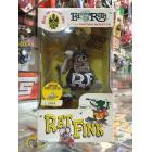 【MOON EYES】RAT FINK RF全可動滑板鼠(灰黑款)| Webike摩托百貨