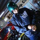 【MOON EYES】MOONEYES Custom Cycle Shop風衣鋪綿外套 白色  Webike摩托百貨