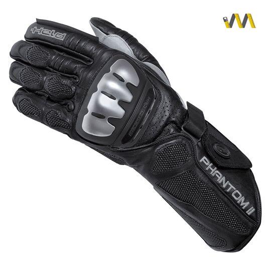 【Held】【Held Phantom II 2312 Gloves 】摩托車手套(長版)  Webike摩托百貨