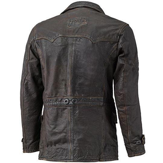 【Held】【Held Tribute Retro Leather Coat】摩托車騎士皮衣外套  Webike摩托百貨