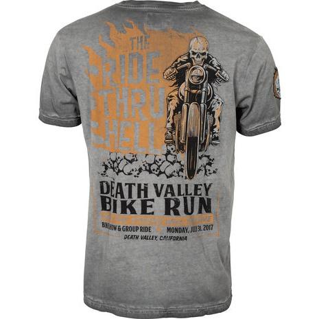 【LETHAL THREAT】【Lethal Threat Death Valley T-Shirt】T恤  Webike摩托百貨