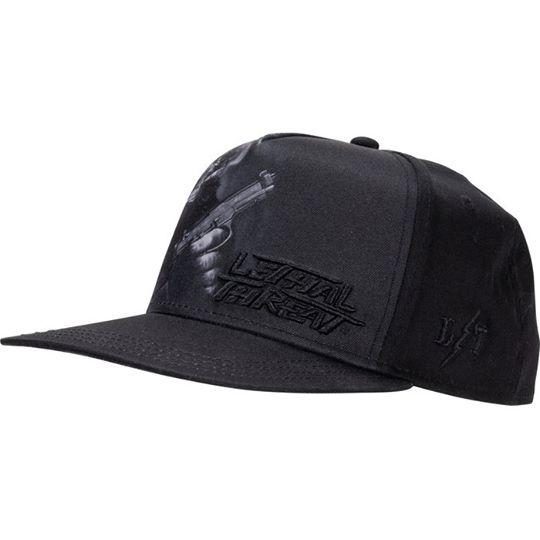 【LETHAL THREAT】【Lethal Threat Gorilla Gun Cap】帽子  Webike摩托百貨