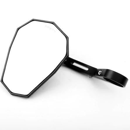 【Highsider】【Highsider Stealth-X6 Long Bar End Mirror】握把尾端後照鏡| Webike摩托百貨