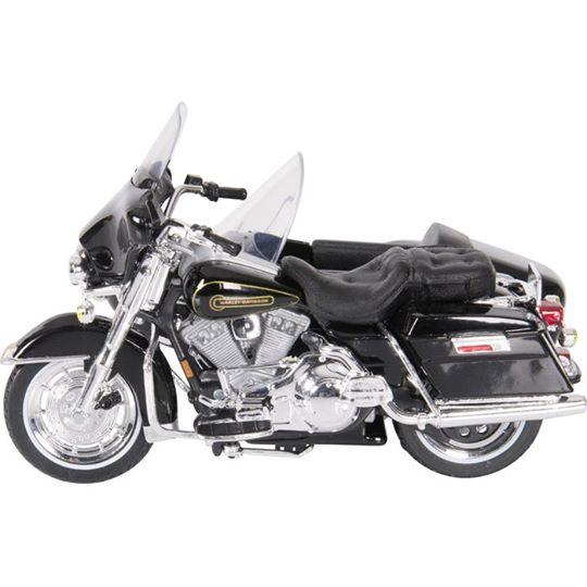 【Maisto】【Maisto Model Harley Davidson 1998 FLHT Electra Glide,1:18】摩托車模型/no  Webike摩托百貨
