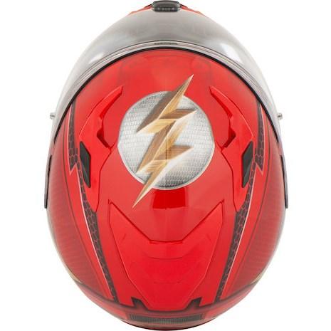 【HJC】HJC i70 The Flash DC Comics MC1 紅/黑/金 全罩式安全帽| Webike摩托百貨
