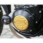 【LSL】【LSL Aluminium Engine Cover For Kawasaki Z1000 03-06 】 鋁合金引擎蓋  Webike摩托百貨