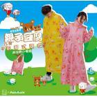 【fairrain】親子豆腐熊可愛前開式雨衣  Webike摩托百貨
