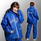 【fairrain】新幹線時尚風雨衣 (風潮藍)  Webike摩托百貨