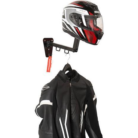 【Louis】【Louis Biker Wardrobe Single】騎士安全帽外套掛架| Webike摩托百貨