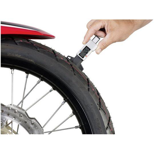 【Louis】【Louis Digital Tyre Tread Depth Gauge】 胎紋深度計  Webike摩托百貨