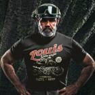 【Louis】【Louis Garage T-Shirt】摩托車騎士T恤  Webike摩托百貨