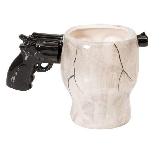 【Louis】【Louis Skull Mug】騎士風格造型馬克杯| Webike摩托百貨