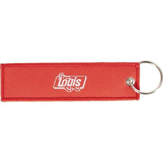 【Louis】【Louis Textile Key-Ring #MOTORRADIMHERZEN】鑰匙圈| Webike摩托百貨