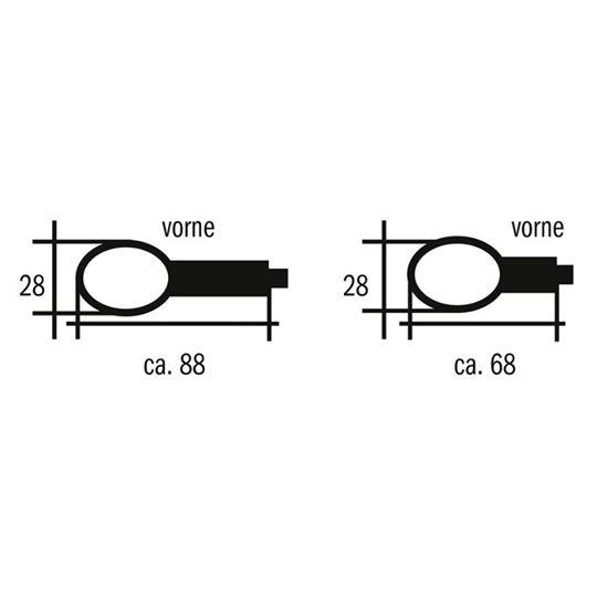 【Louis】【Louis Universal Turn Signal 】方向燈| Webike摩托百貨