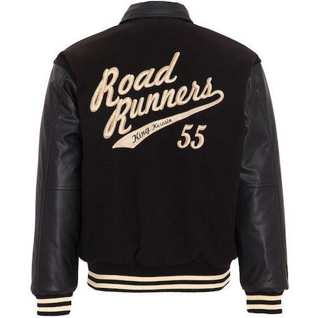 【King Kerosin】【King Kerosin Baseball Jacket】棒球外套  Webike摩托百貨