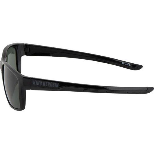 【King Kerosin】【King Kerosin KK230 Sunglasses Polarising Lenses】摩托車騎士偏光太陽眼鏡  Webike摩托百貨