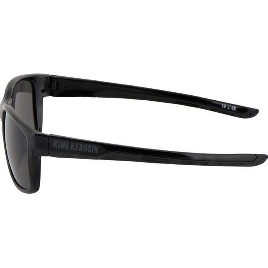 【King Kerosin】【King Kerosin KK230 Sunglasses】摩托車騎士太陽眼鏡  Webike摩托百貨