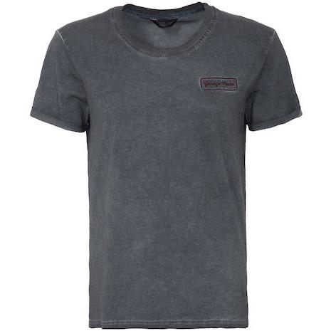 【King Kerosin】【King Kerosin T-Shirt Garage Made Grey】T恤| Webike摩托百貨