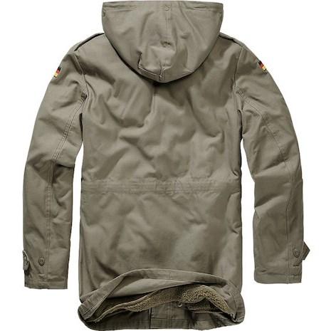 【BRANDIT】【Brandit BW Parka】德國陸軍大衣| Webike摩托百貨