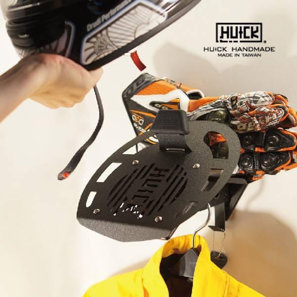 【HUCK 浩克手工傢俬】大理石紋玫瑰金版 鋼鐵盔架 USB風扇款 (桌上型配件)| Webike摩托百貨