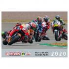 【motogadget】【MotoGP Calendar 2020】行事曆  Webike摩托百貨