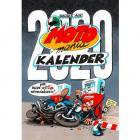 【motogadget】【MOTOmania Calendar 2020】月曆| Webike摩托百貨