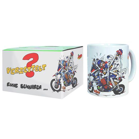 "【motogadget】【MOTOmania Mug ""Verzettelt""】馬克杯| Webike摩托百貨"