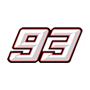 2021 MotoGP 【93】Marc Marquez