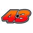 2021 MotoGP 【43】 Jack Miller