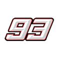 2021 MotoGP 【93】 Marc Marquez
