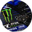 2021 MotoGP-Monster Energy Yamaha-車隊積分